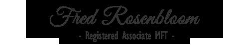 Fred Rosenbloom, M.S. Logo